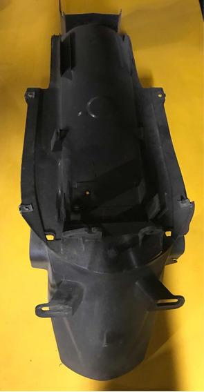Para-lama Traseiro Ybr 125 Factor Original Com Detalhes