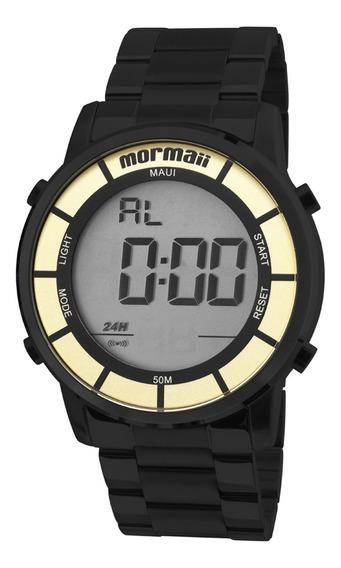 Relógio Mormaii Masculino Digital Preto Mobj3463db/4p