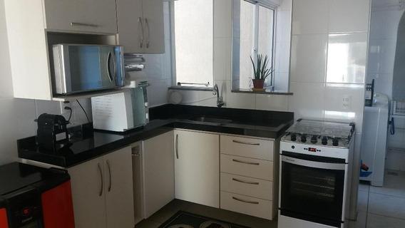 Apartamento Em Jardim Sônia, Jaguariúna/sp De 80m² 2 Quartos À Venda Por R$ 390.000,00 - Ap464032