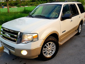 Ford Expedition 5.4 Eddie Bauer Piel 4x2 At 2008