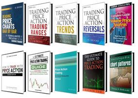 Livros Price Action Al Brook - Português - Envio Rápido!