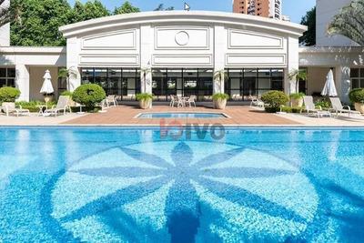 Apartamento Com 4 Dormitórios À Venda, 238 M² Por R$ 3.600.000 - Brooklin Paulista - São Paulo/sp - Ap2320