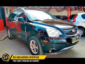Chevrolet Gm Captiva Sport Awd 3.0 V6 Preto 2009