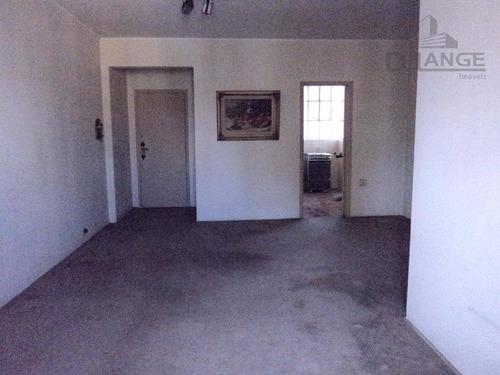 Imagem 1 de 17 de Apartamento À Venda, 90 M² Por R$ 320.000,00 - Centro - Campinas/sp - Ap14261