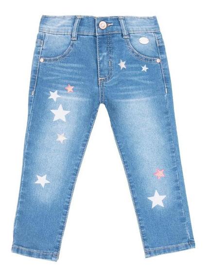 Jeans Alice Azul 4 Kids