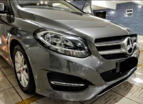 Mercedes-benz Classe B Cgi Turbo