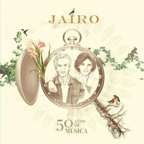 Imagen 1 de 1 de Jairo 50 Años De Musica Cd Nuevo Original 2021