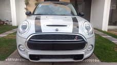 Mini Mini Cooper S Salt Aut 2016