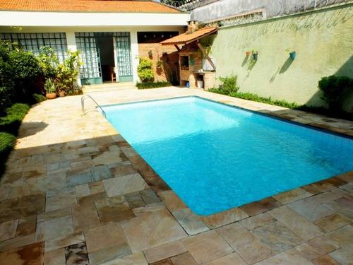 Imagem 1 de 30 de Casa-são Paulo-brooklin | Ref.: Reo127366 - Reo127366