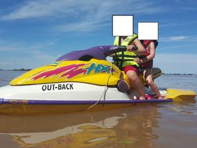 Moto De Agua Sea Doo Permuto Por Traker O Lancha