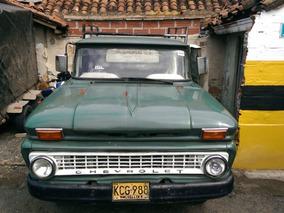 Camioneta Chevrolet Apache 1963 Vendo O Cambio A Moto