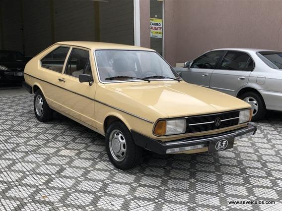 Passat Ls - 1980 ( Placas Pretas)