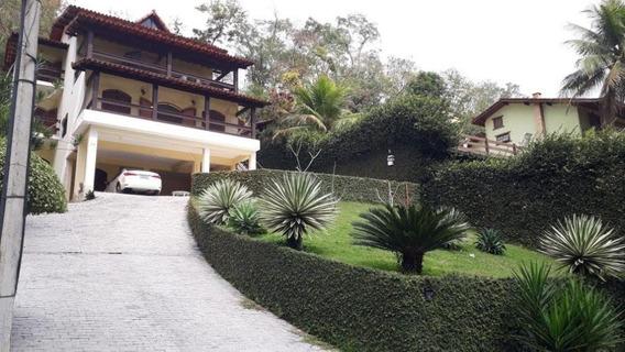 Casa Em Pendotiba, Niterói/rj De 369m² 4 Quartos À Venda Por R$ 810.000,00 - Ca267697