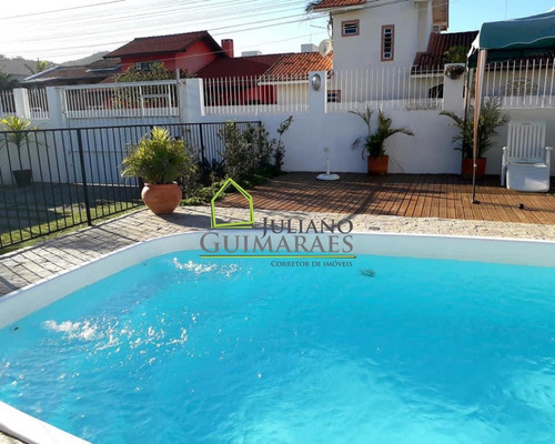 Imagem 1 de 30 de Casa Em Condomínio Fechado À Venda Na Praia Dos Ingleses, Florianópolis Sc - Ca00188 - 69541672