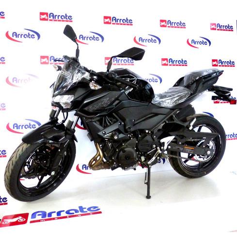 Kawasaki Z400 Naked Urban Deportiva 0km Colores Disponibles