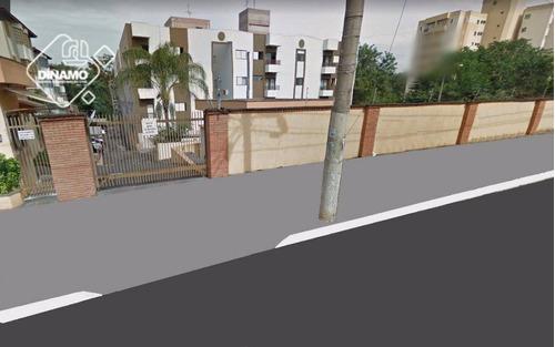 Apartamento À Venda, Vila Tibério, Ribeirão Preto/sp - Ap0093