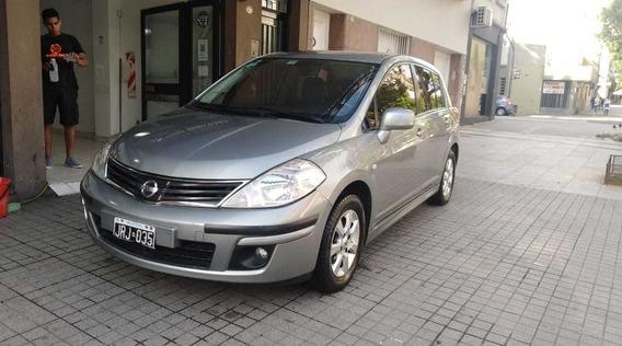 Nissan Tiida Tekna 5p Service Oficial!! Muy Bueno!! Financio