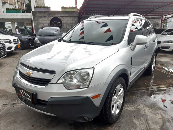 Chevrolet Captiva Sport At 2400cc 5p 4x2 Ct 2013