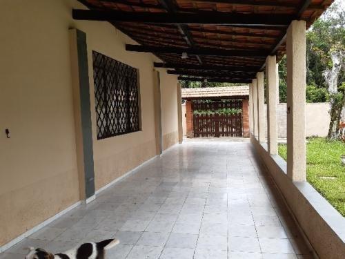 Belíssima Chácara De Laje Com Casa De Caseiro Em Itanhaém Sp