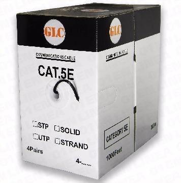 Cable De Red Utp Cat5e Interior X 306mts