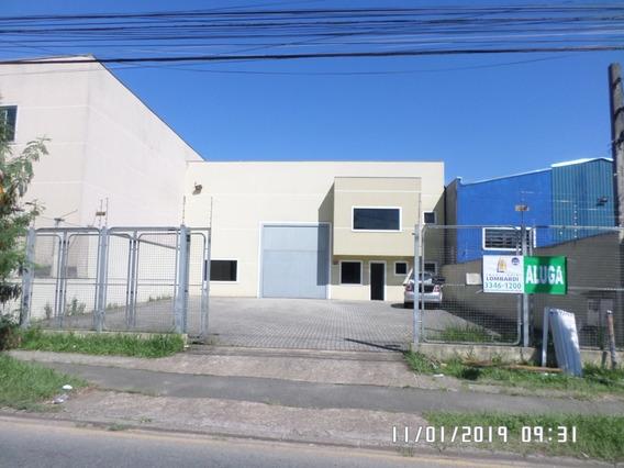 Barracão/galpão Para Alugar - 00407.001