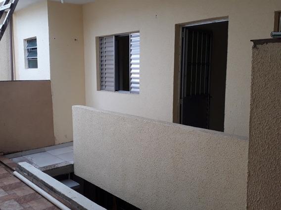 Casa Nova, Quarto É Cozinha Na Vila Carrao.
