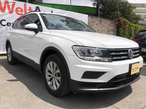 Imagen 1 de 15 de Volkswagen Tiguan 2019 1.4 Trendline At
