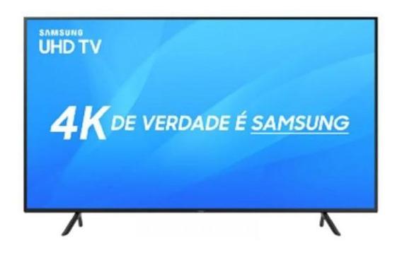 Smart Tv Uhd 4k Samsung Led 49 Com Solução Inteligente De