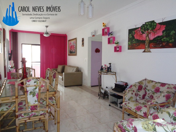 2319- Apartamento Lado Praia No Centro!