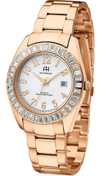 Relógio Ana Hickmann Ah20131z Rose