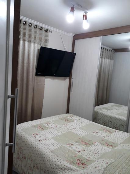 Apartamento Mobiliado Vila Formosa.quitado Financio.
