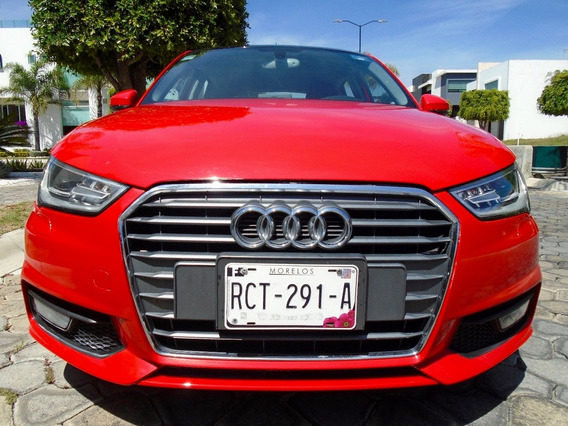 Audi A1 Ego 2016