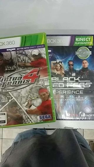 Virtua Tenis 4 + Brinde Xbox 360 Midia Física