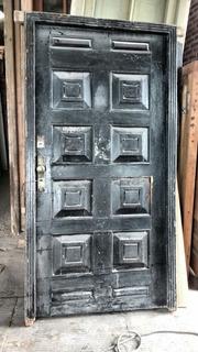 Puerta De Frente 1 Hoja Con Marco Tablero De Demolicion