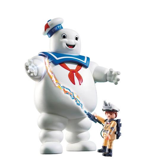 Muñeco Malvavisco Cazafantasmas Playmobil