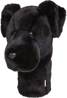 Funda Driver Golf Labrador Negro Perro Headcover Envio Palo