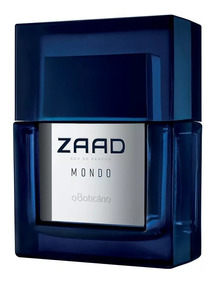 Zaad Mondo O Boticário 95ml Original E Lacrado