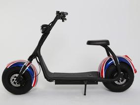 Scooter Eléctrico En Chile, Citycoco Electromoto