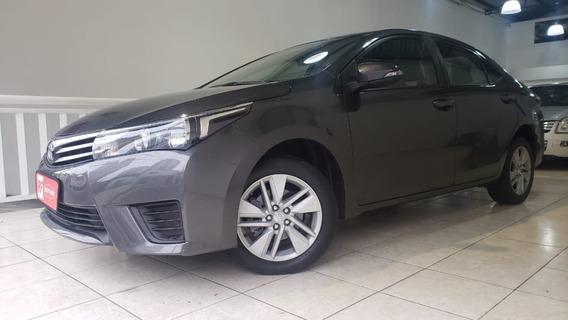 Toyota Corolla 2.0 Gli Upper 16v Flex 4p Automático