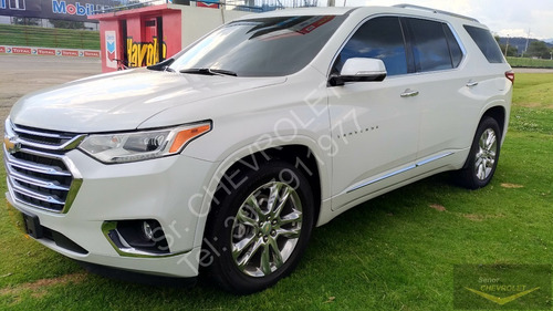 Chevrolet Traverse Hc 2021 50-50 0% Sin Interes