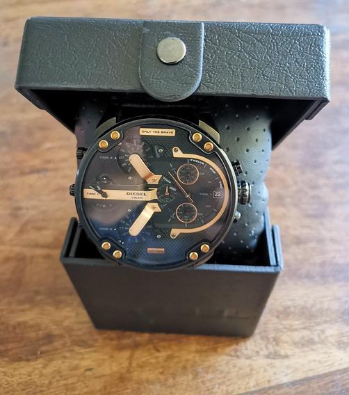 Reloj Diesel Mr. Daddy, Excelentes Condiciones 100% Original
