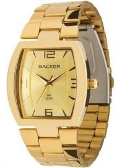 Relógio Backer Feminino 3247145l Ch Original Barato