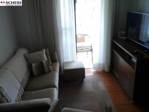 Imagem 1 de 15 de Belíssimo Apartamento - Mc2862