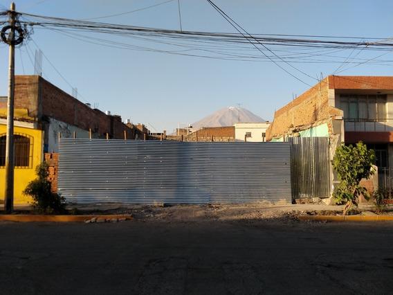 Oferta Terreno Miraflores Arequipa