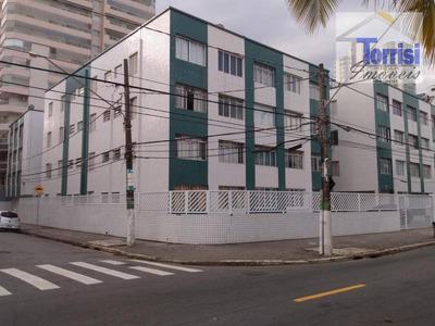 Kitnet Em Praia Grande, 01 Dormitório, No Bairro Tupi, Kn0154 - Kn0154
