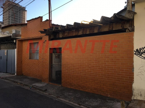 Casa Terrea Em Santana - São Paulo, Sp - 340951