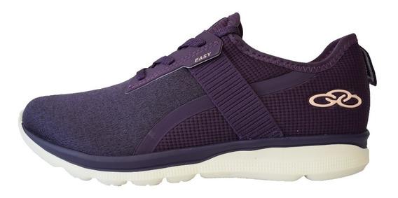 Zapatillas Olympikus Easy Mujer Violeta