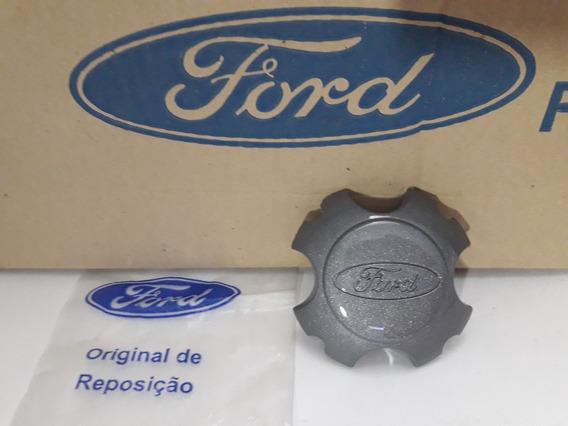 Calota Do Centro Da Roda Ford Ecosport 6n151000ba