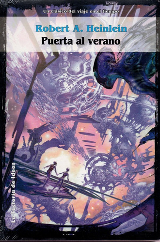 Puerta Al Verano *21* - Heinlein - Solaris