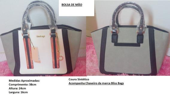 Bolsa Feminina De Mão Blissbags - Exclusiva
